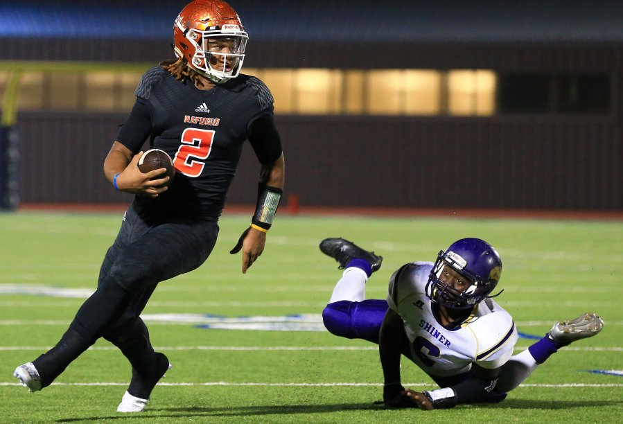 Shiner Comanche Football Gadget Play Helps Refugio In Win Over