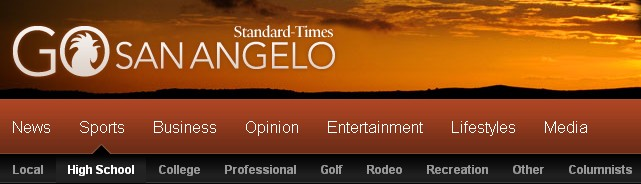 San Angelo Standard-Times On-Line